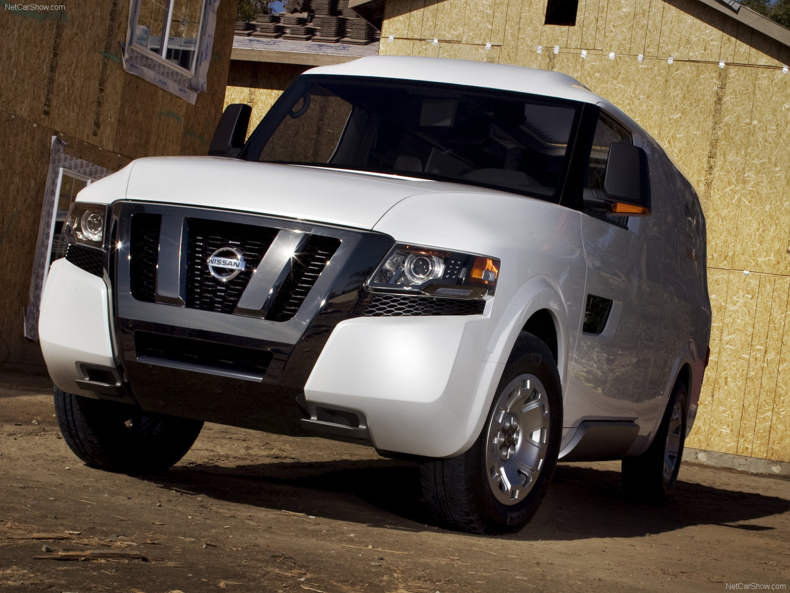 Nissan NV2500 Concept photo 59971