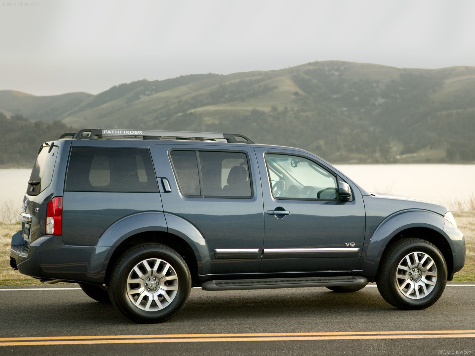Nissan Pathfinder Picture 50798 Nissan Photo Gallery