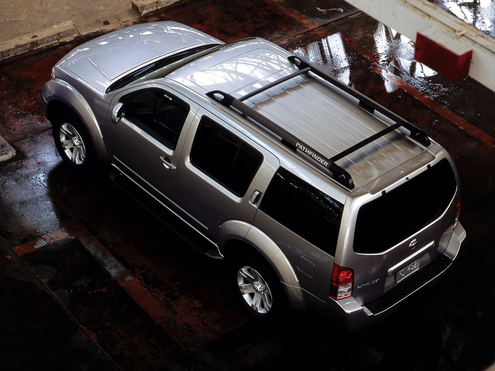 Nissan Pathfinder photo 6791