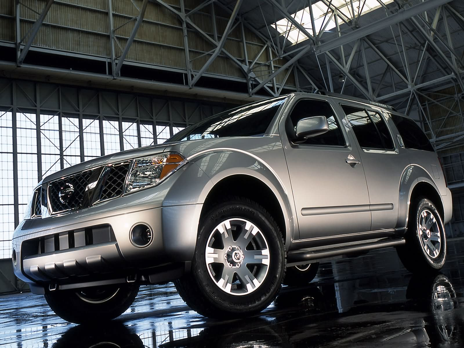Nissan Pathfinder photo 6793