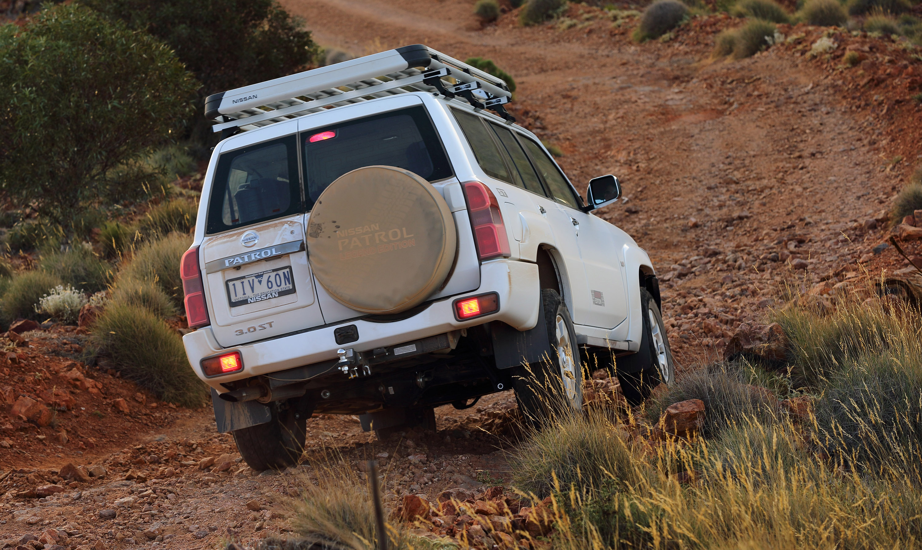 Nissan Patrol photo 172317