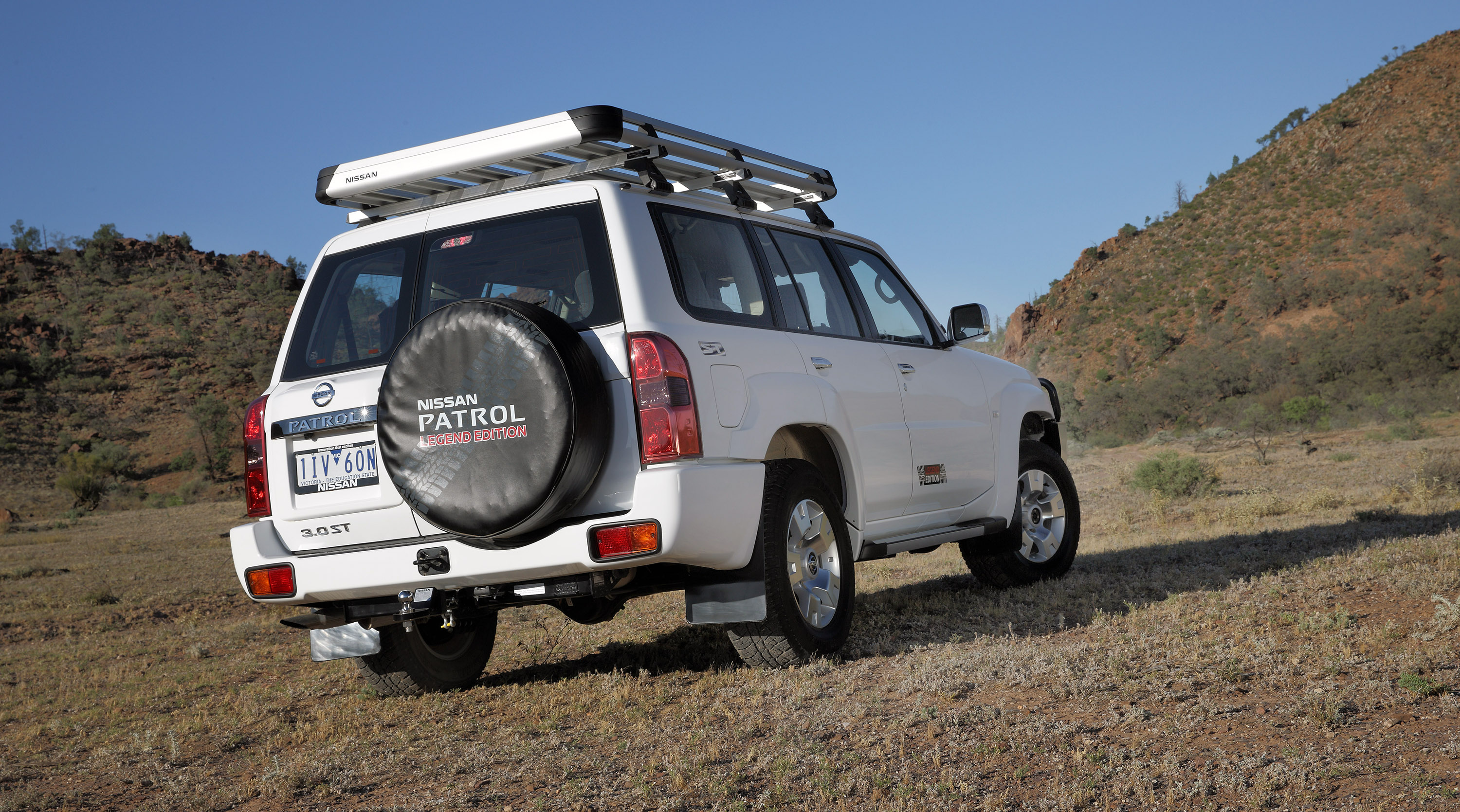 Nissan Patrol photo 172321