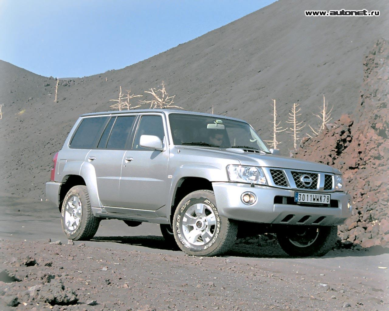 Nissan Patrol photo 28506