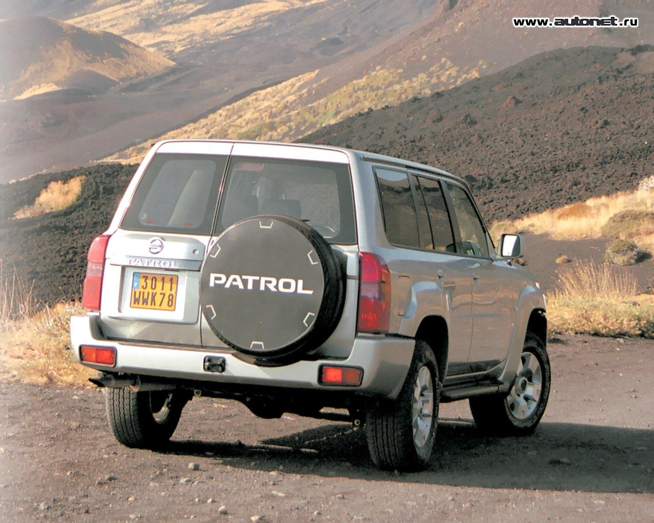 Nissan Patrol photo 28508