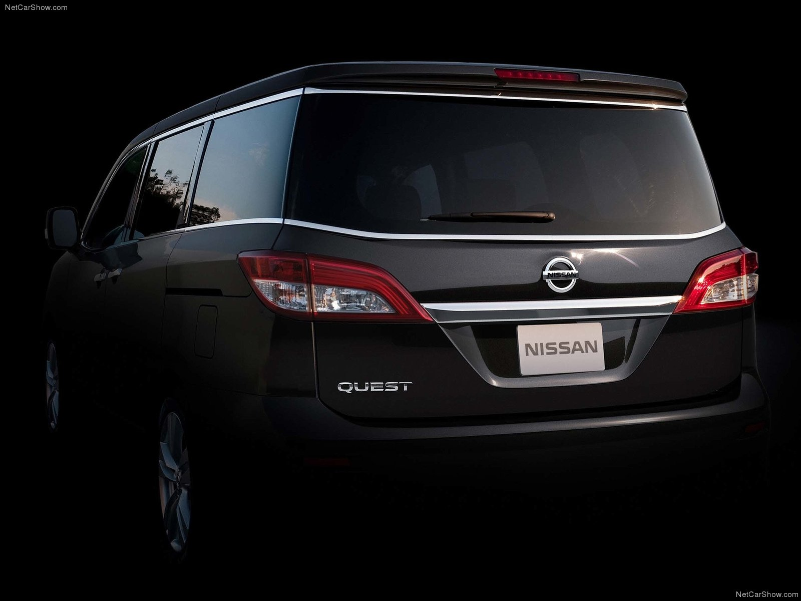 Nissan Quest photo 74744