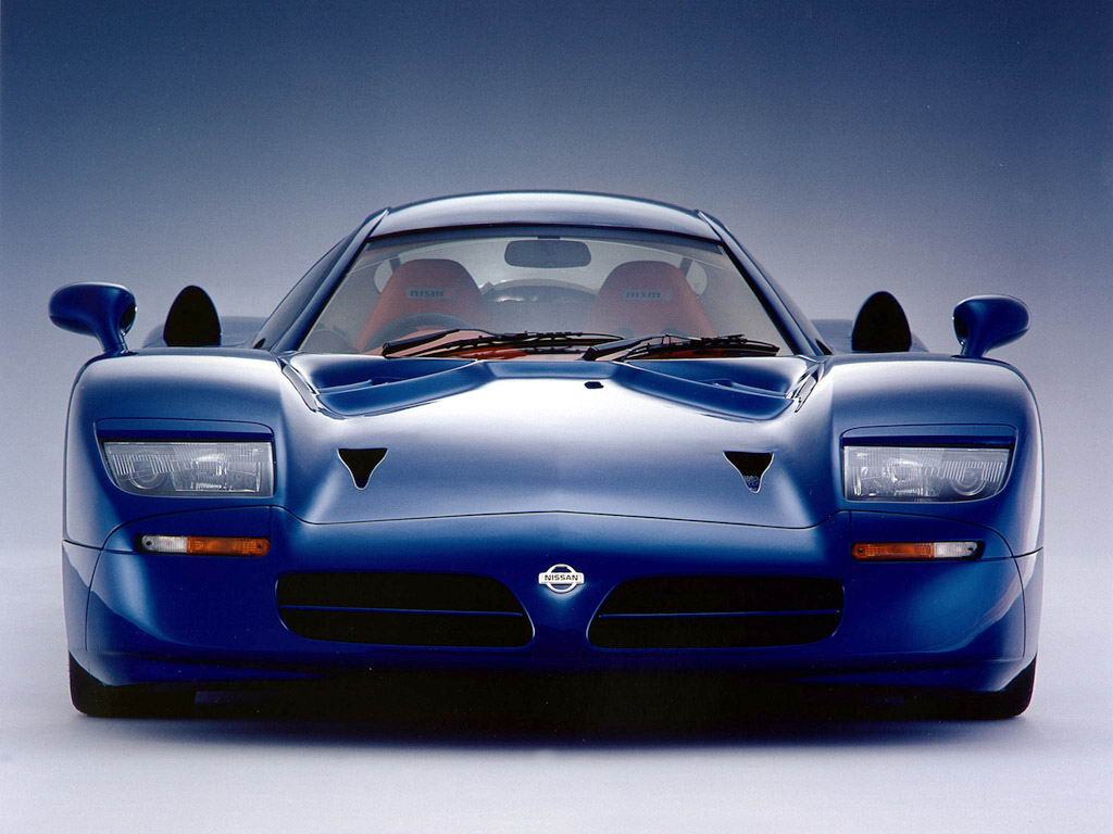 Nissan R390 GT1 photo 28618
