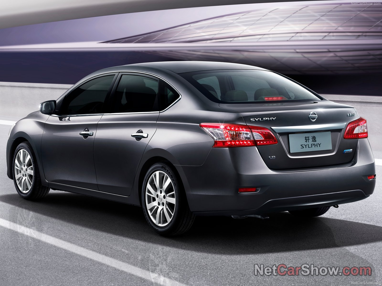 Nissan Sylphy photo 91412