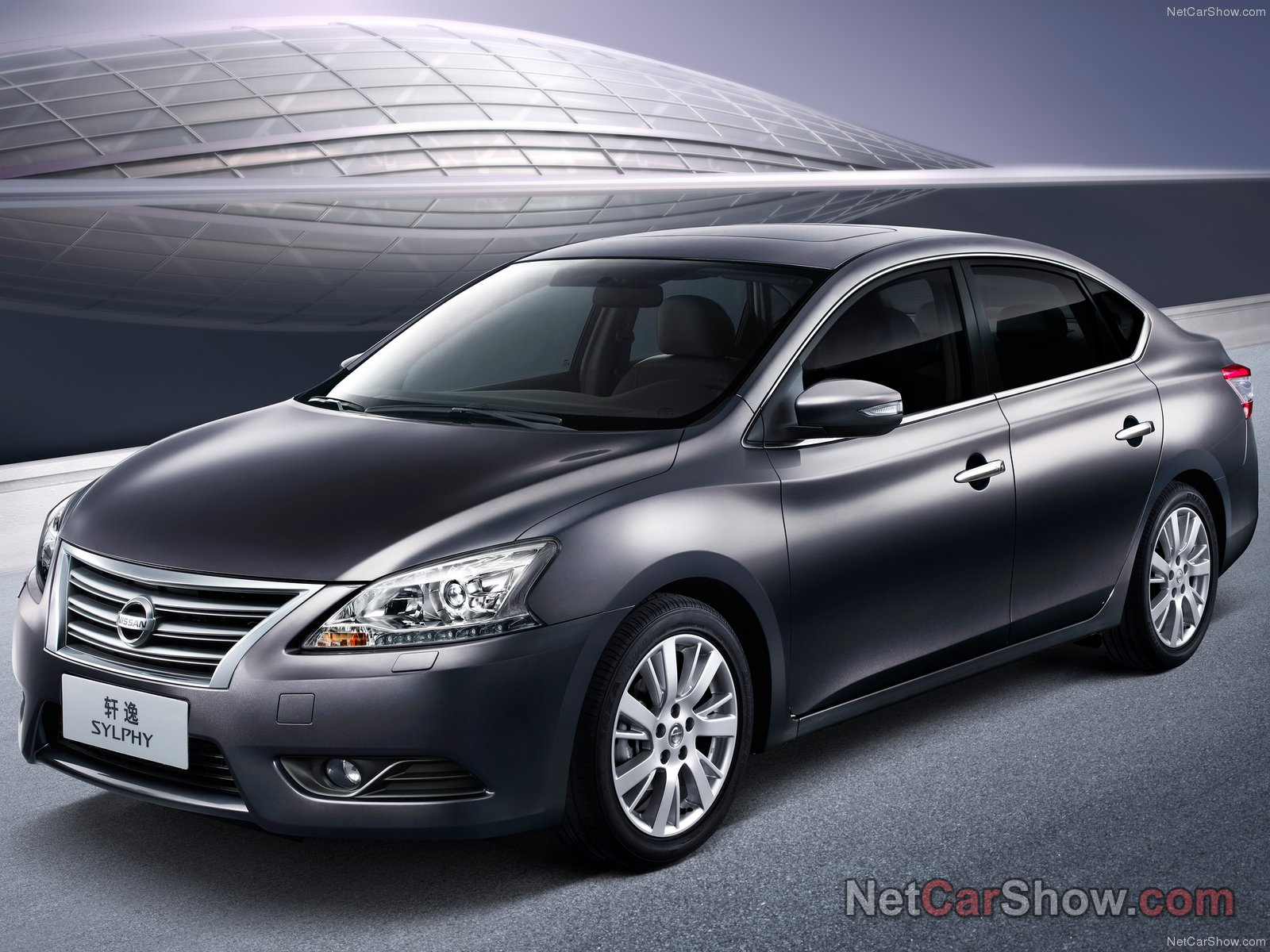 Nissan Sylphy photo 91415
