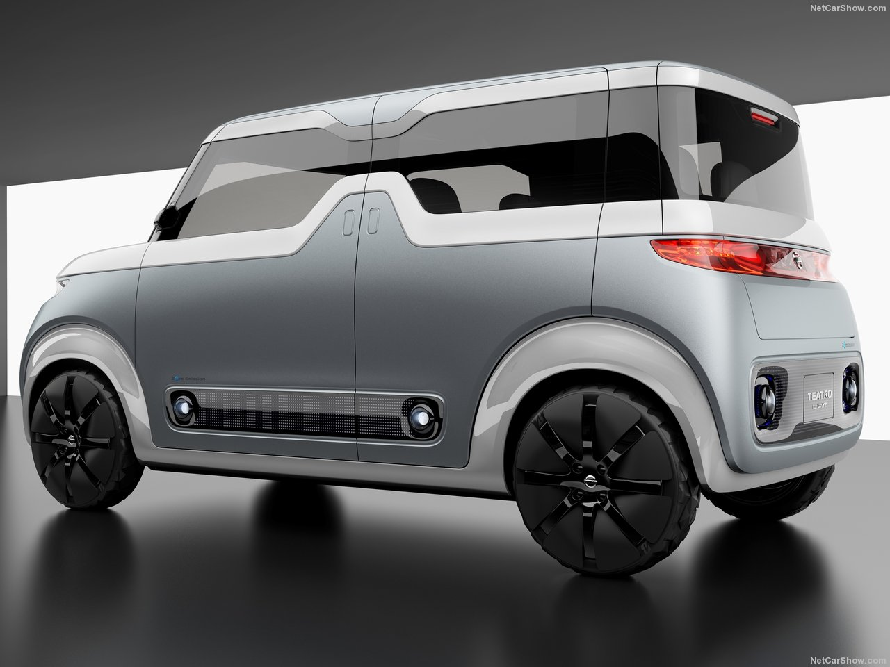 Nissan Teatro for Dayz Concept photo 153390