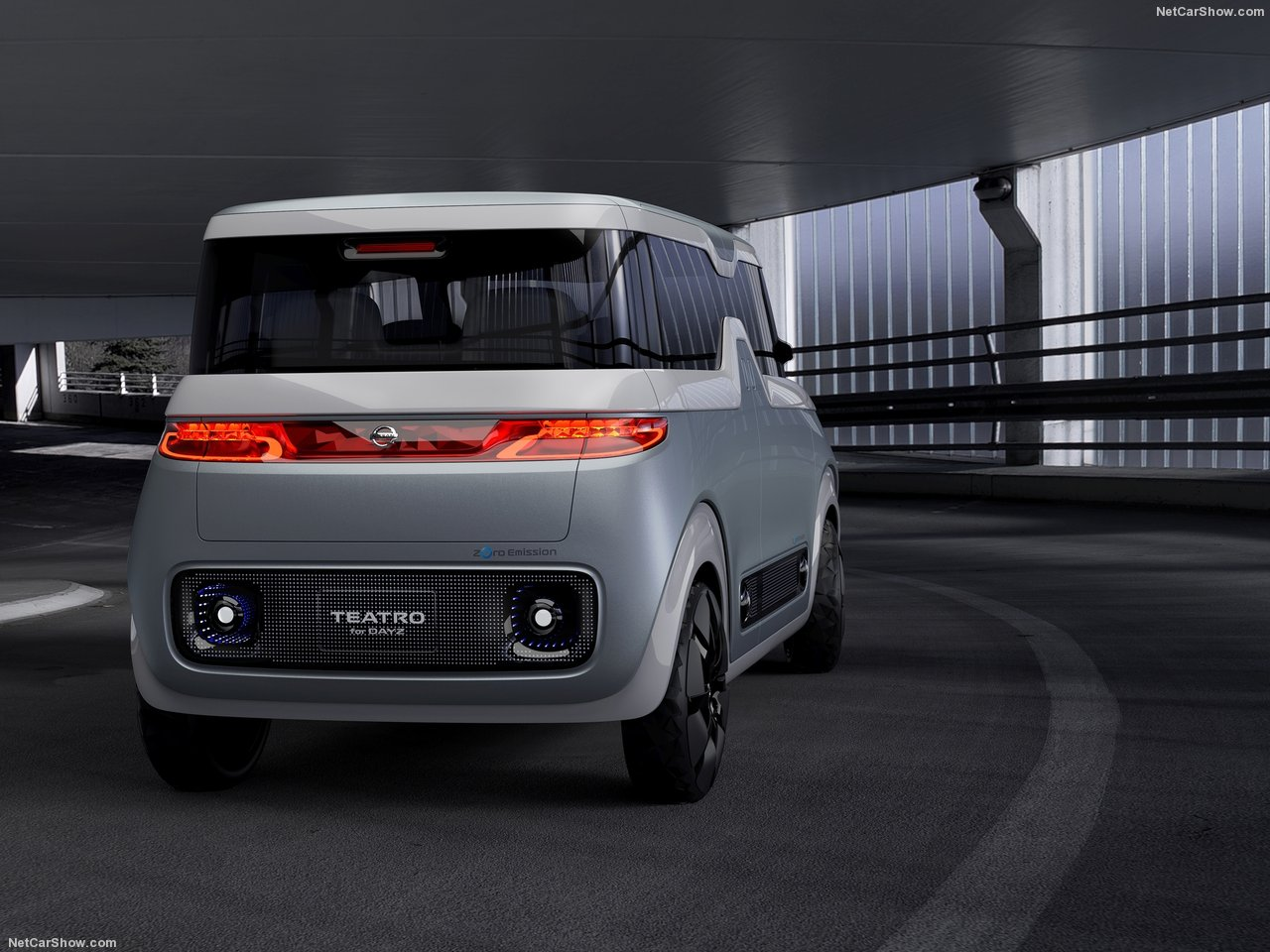Nissan Teatro for Dayz Concept photo 153395