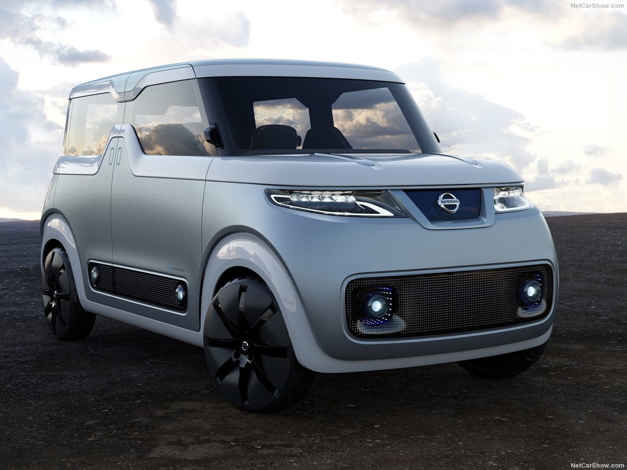 Nissan Teatro for Dayz Concept photo 153400