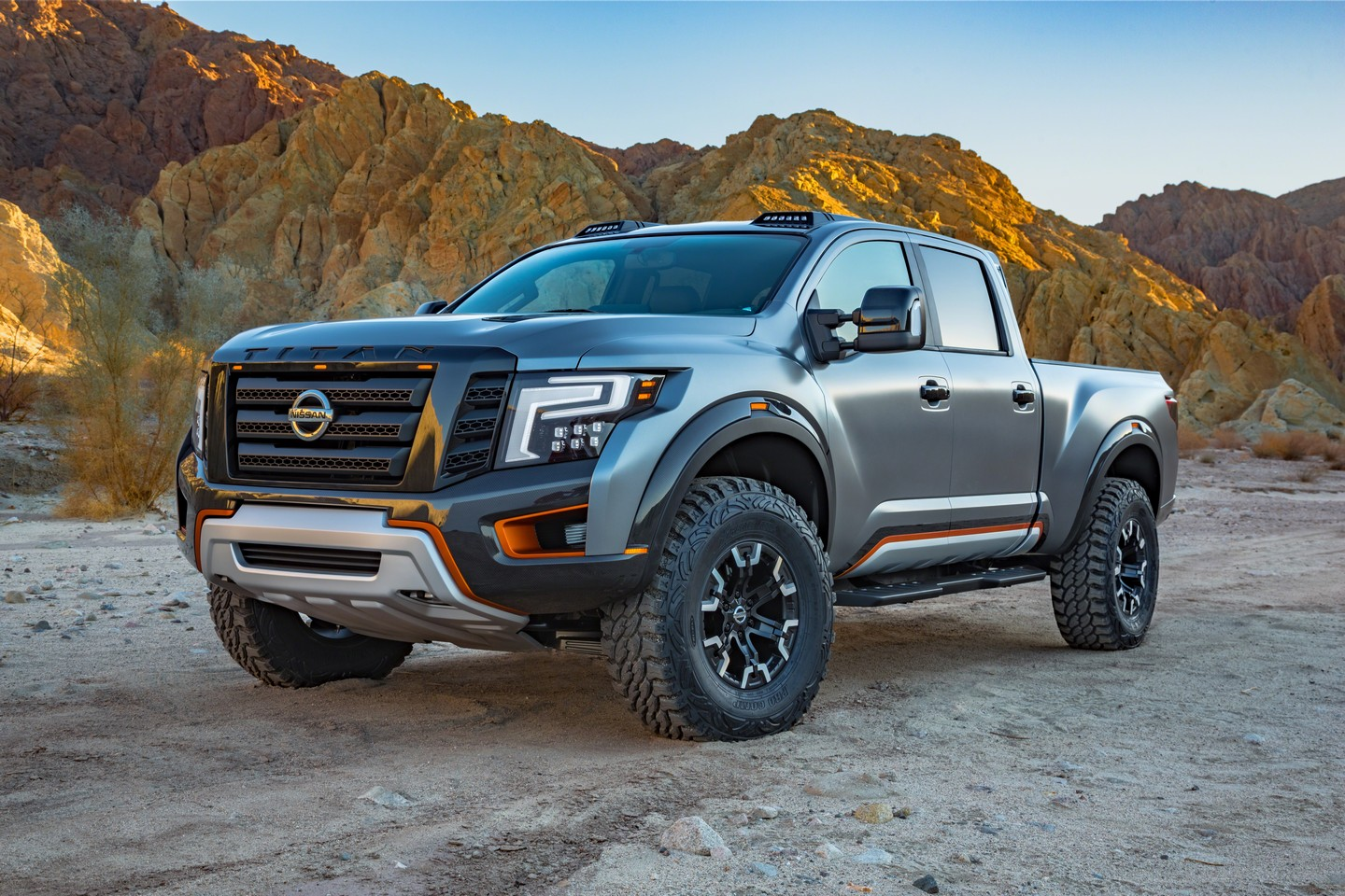 Nissan Titan photo 159681