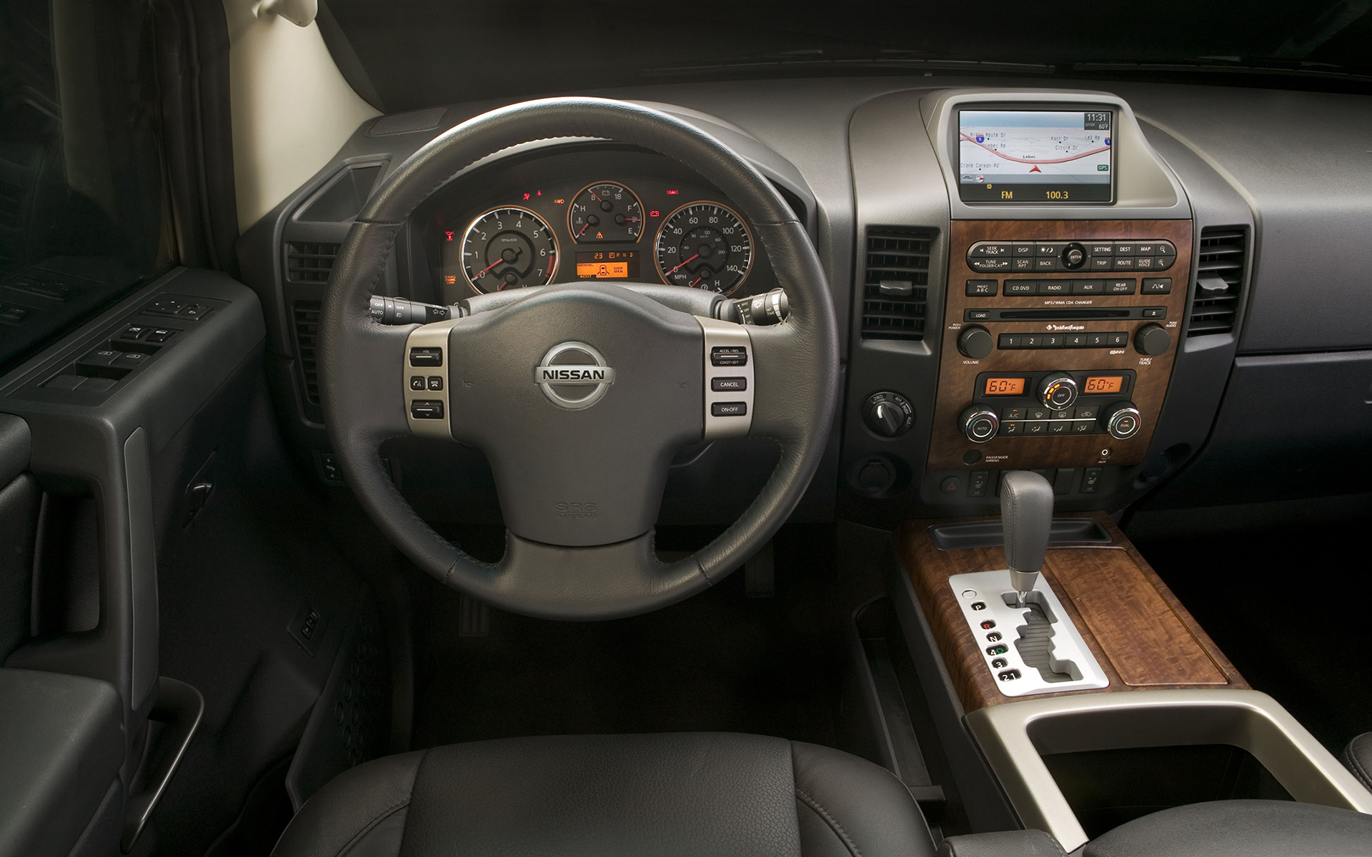 Nissan Titan photo 50534