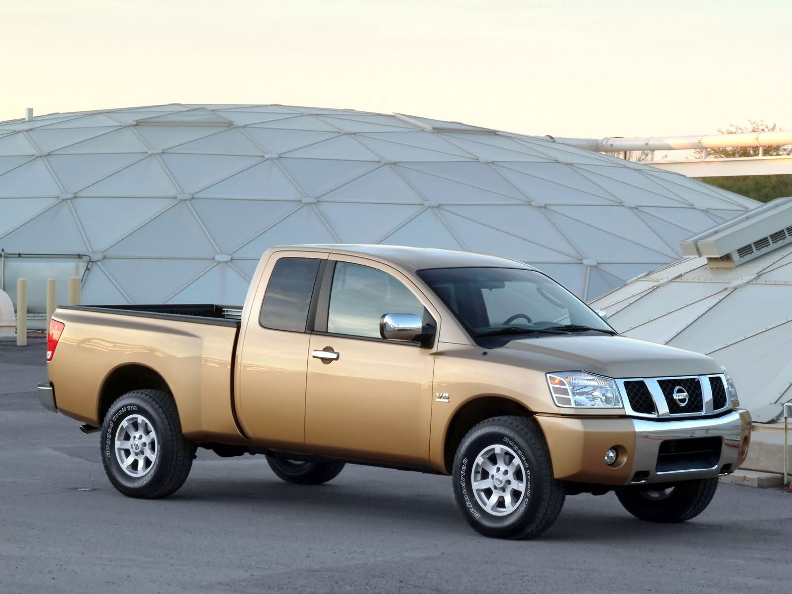 Nissan Titan photo 6661