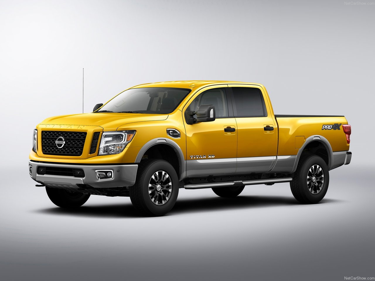 Nissan Titan XD photo 141349