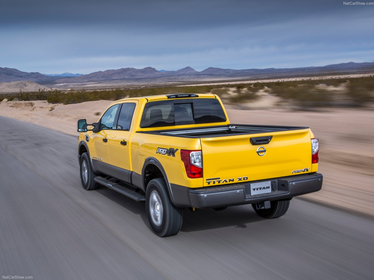 Nissan Titan XD photo 141357