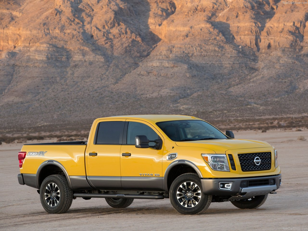 Nissan Titan XD photo 141373