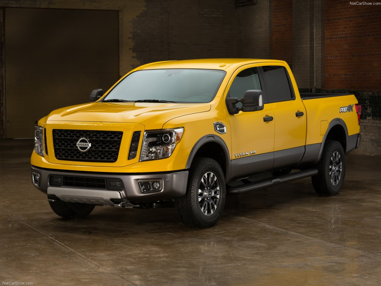 Nissan Titan XD photo 141375