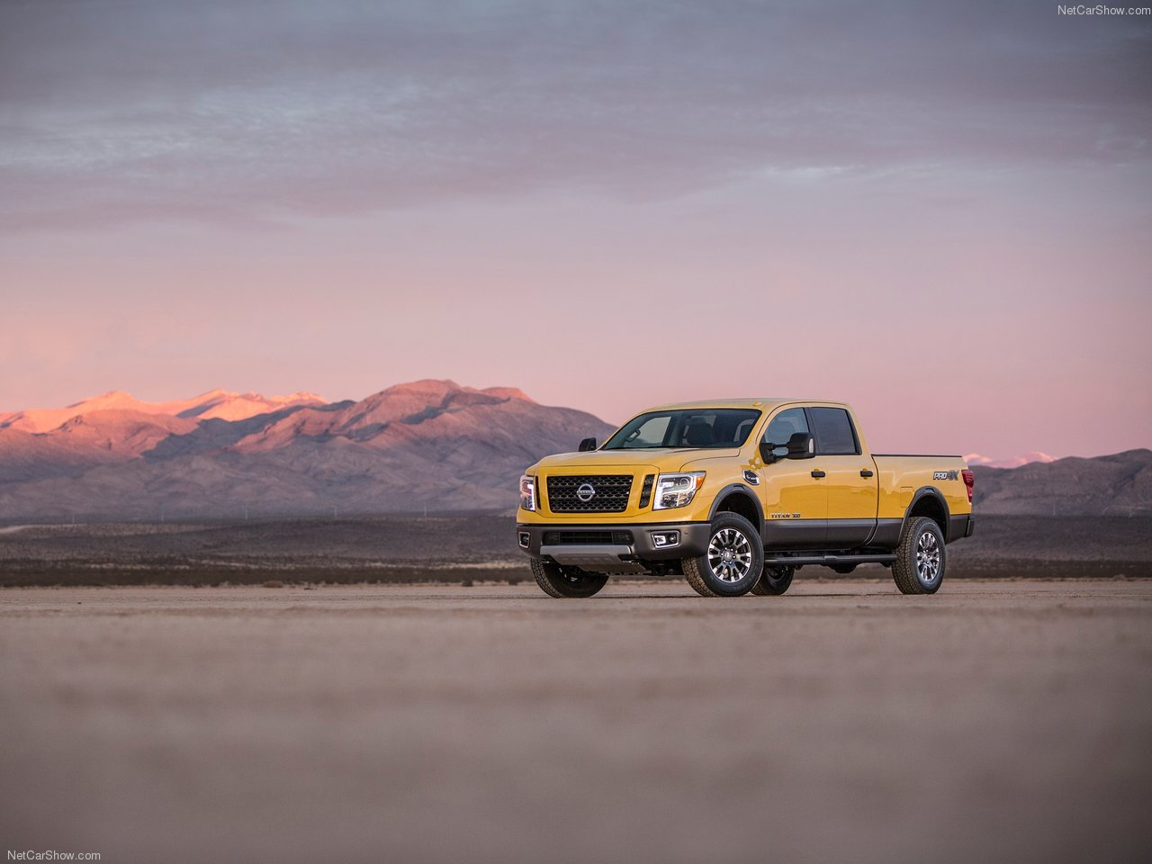 Nissan Titan XD photo 141378