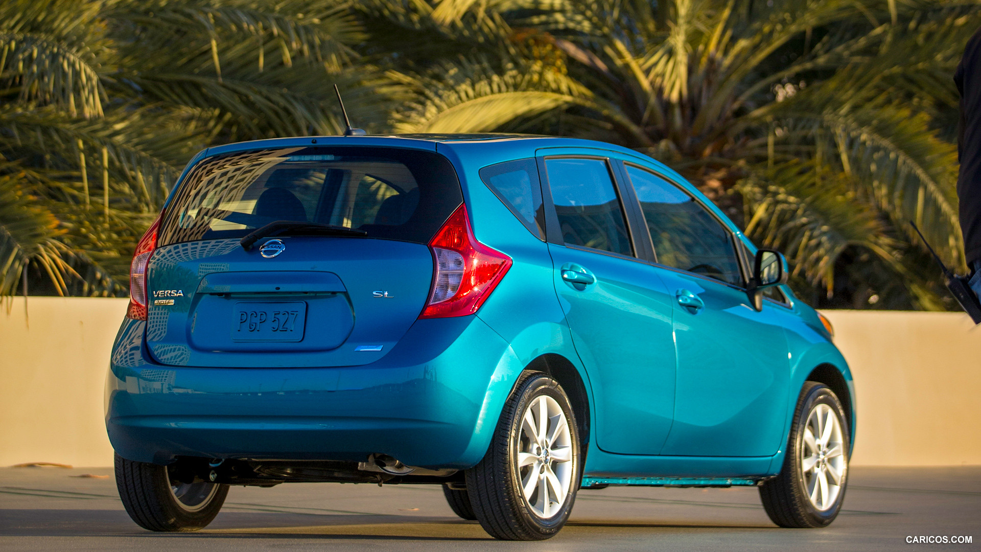 Nissan Versa Note photo 108824