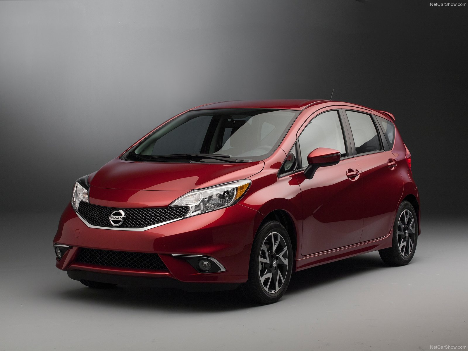 Nissan Versa Note SR photo 108039