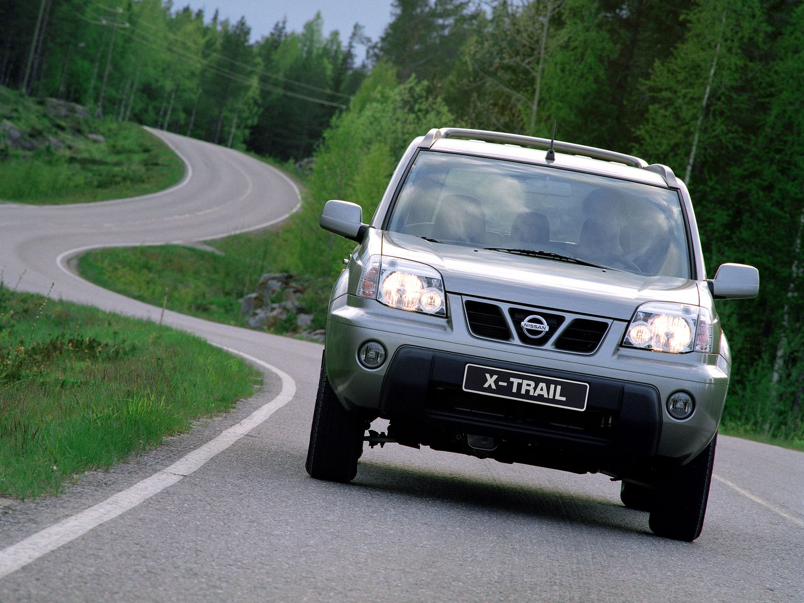 Nissan X-Trail photo 6701