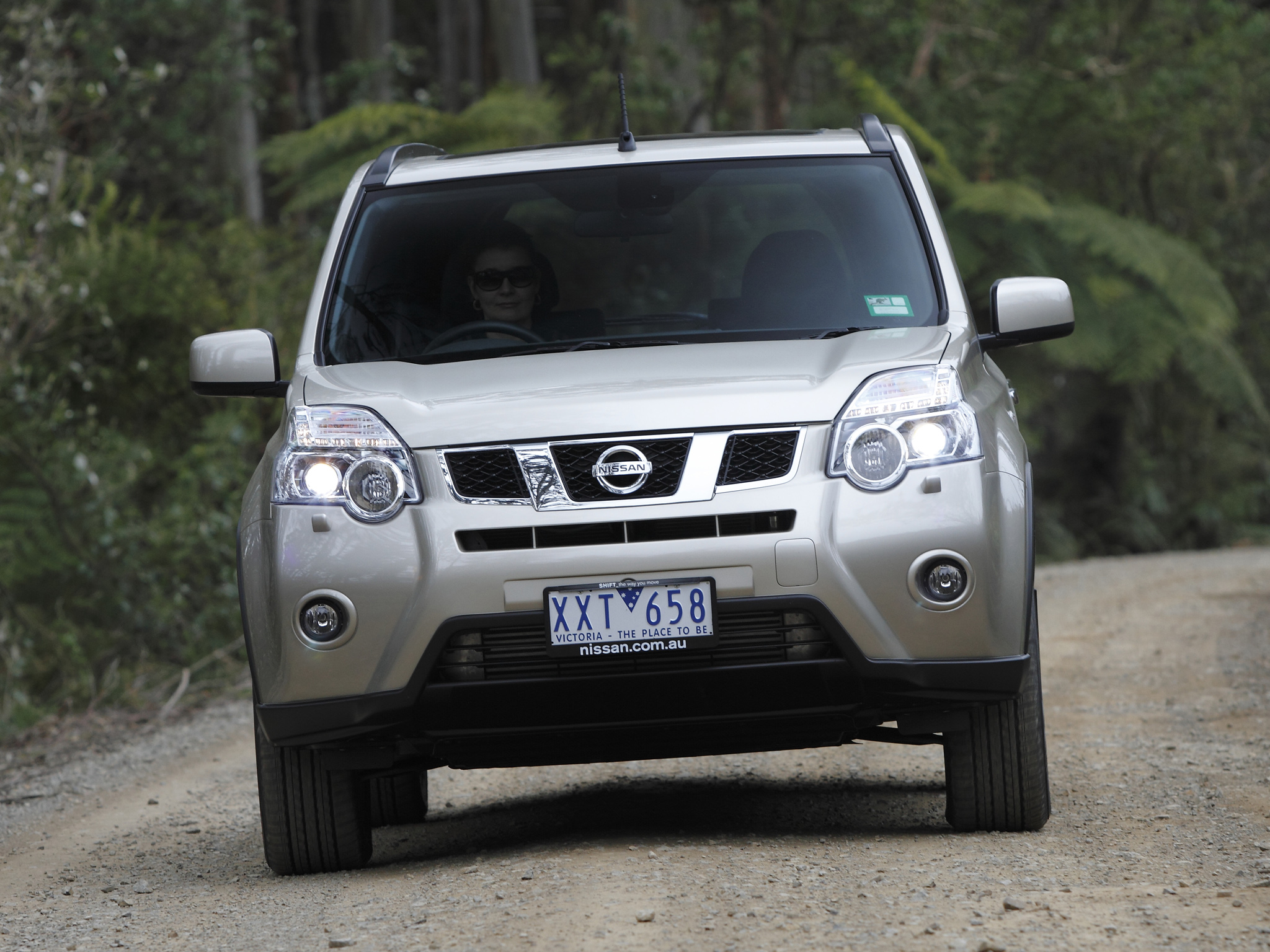 Nissan X-Trail photo 96737
