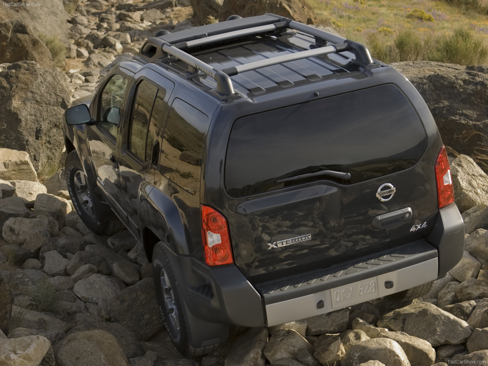 Nissan Xterra photo 55458