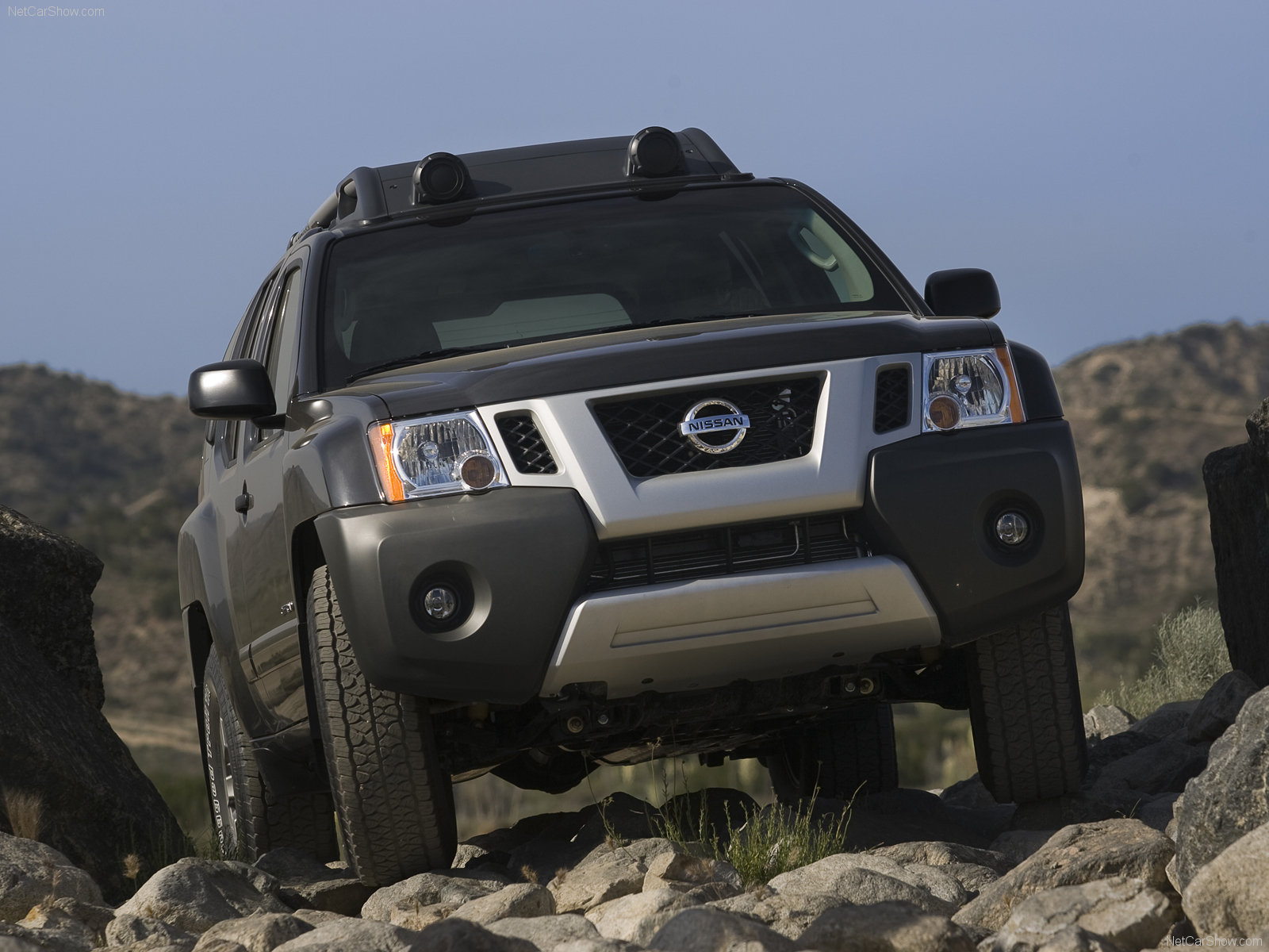 Nissan Xterra photo 55460