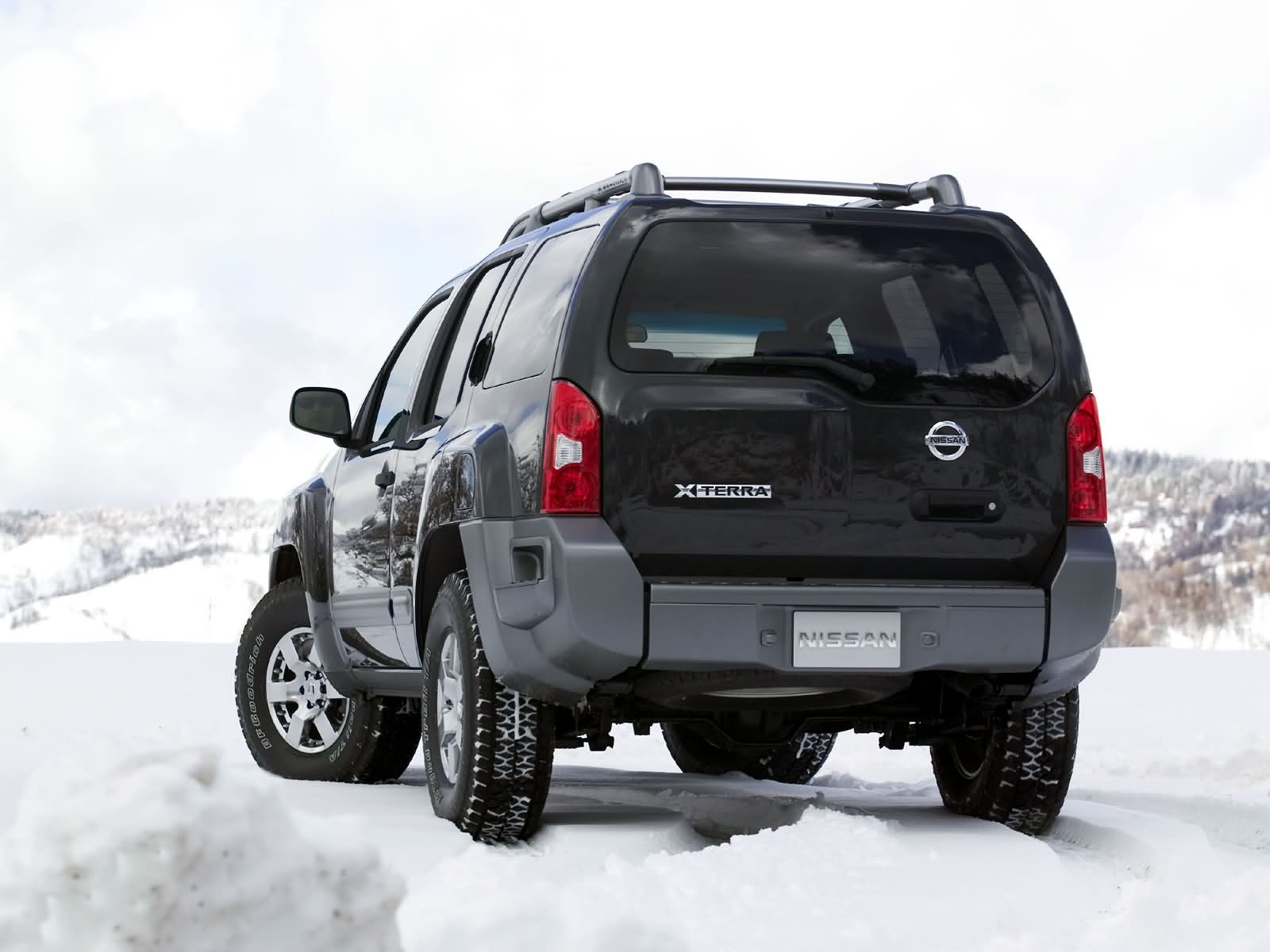 Nissan Xterra photo 6575