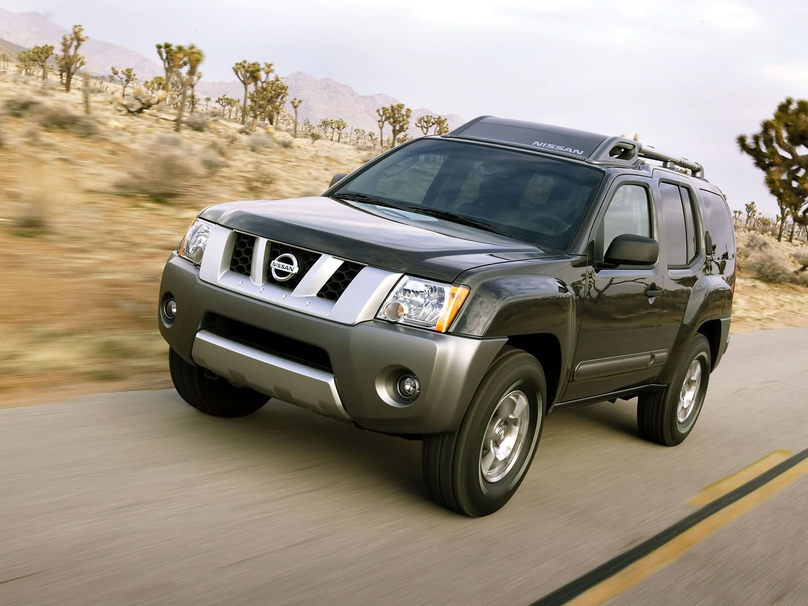 Nissan Xterra photo 6577