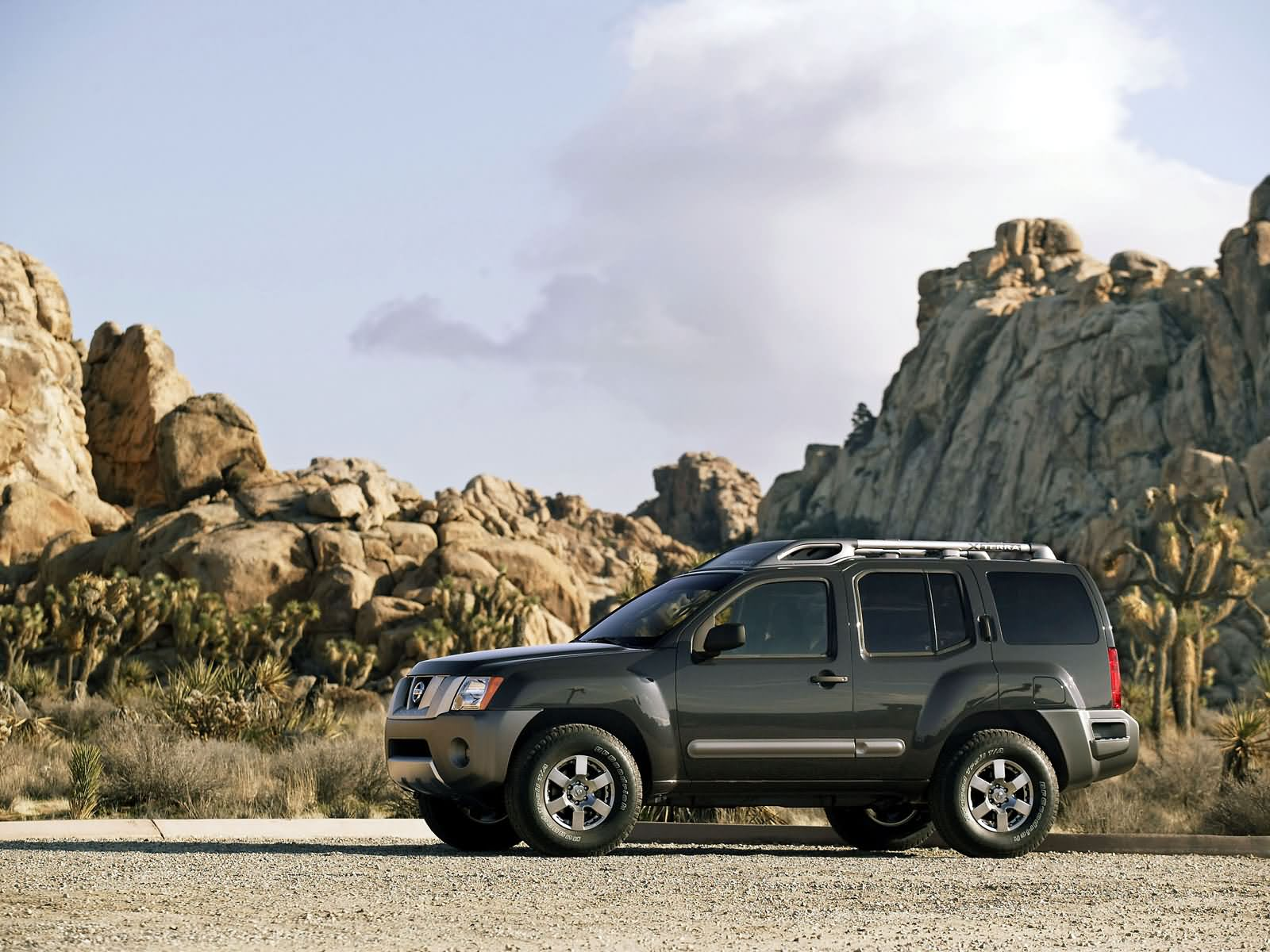 Nissan Xterra photo 6579