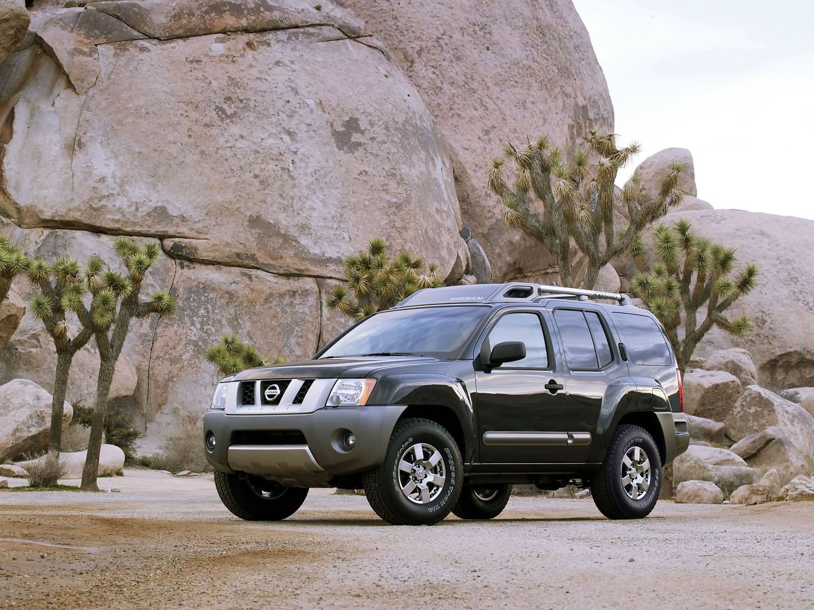 Nissan Xterra photo 6582