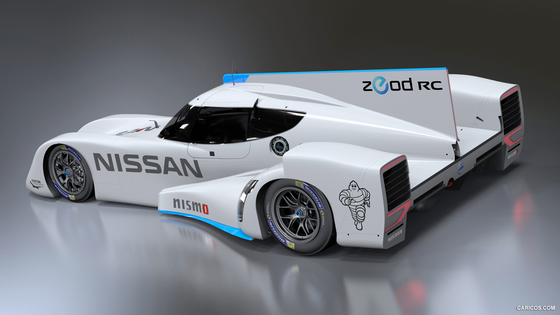 Nissan ZEOD RC photo 108765