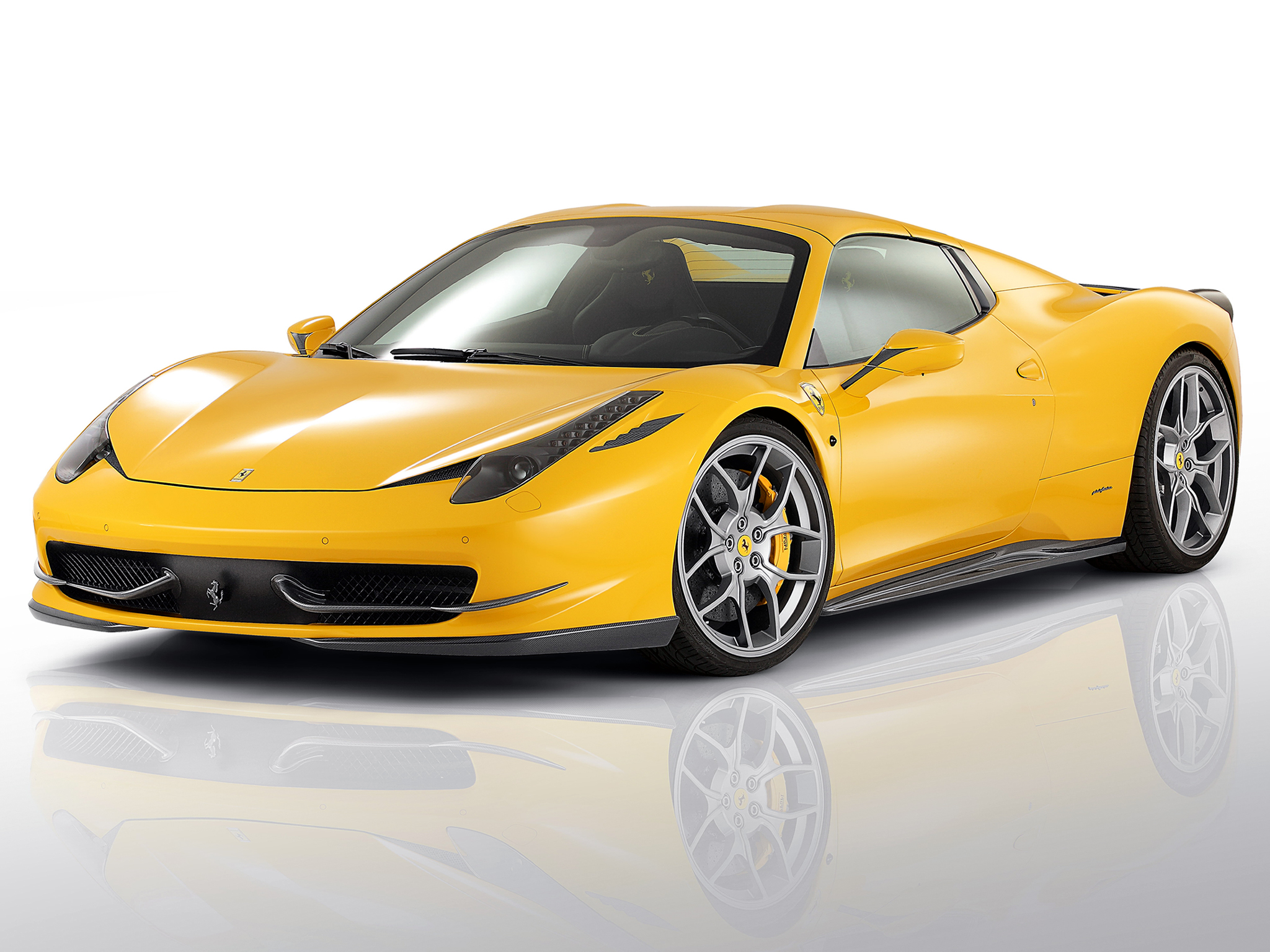 Novitec Rosso Ferrari 458 Spider photo 91663