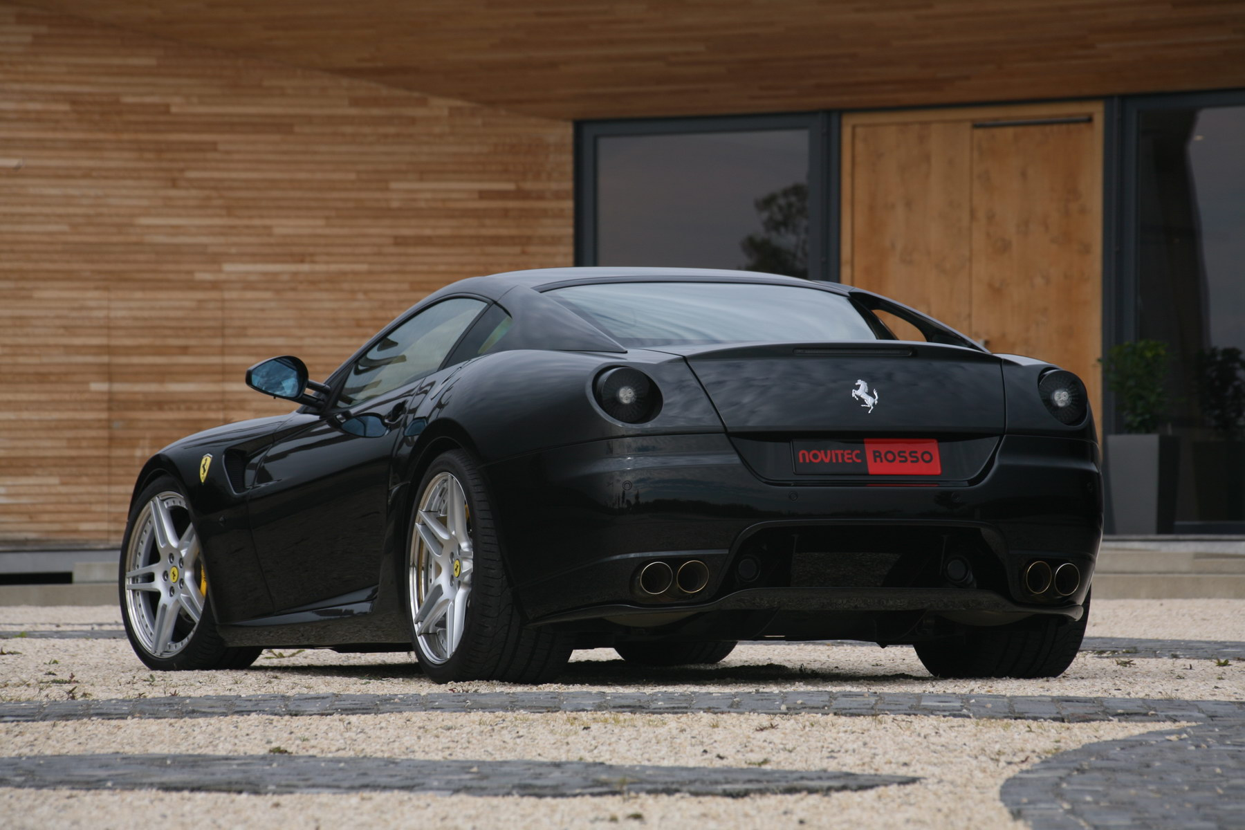 Novitec Rosso Ferrari 599 Bi-Kompressor photo 60069