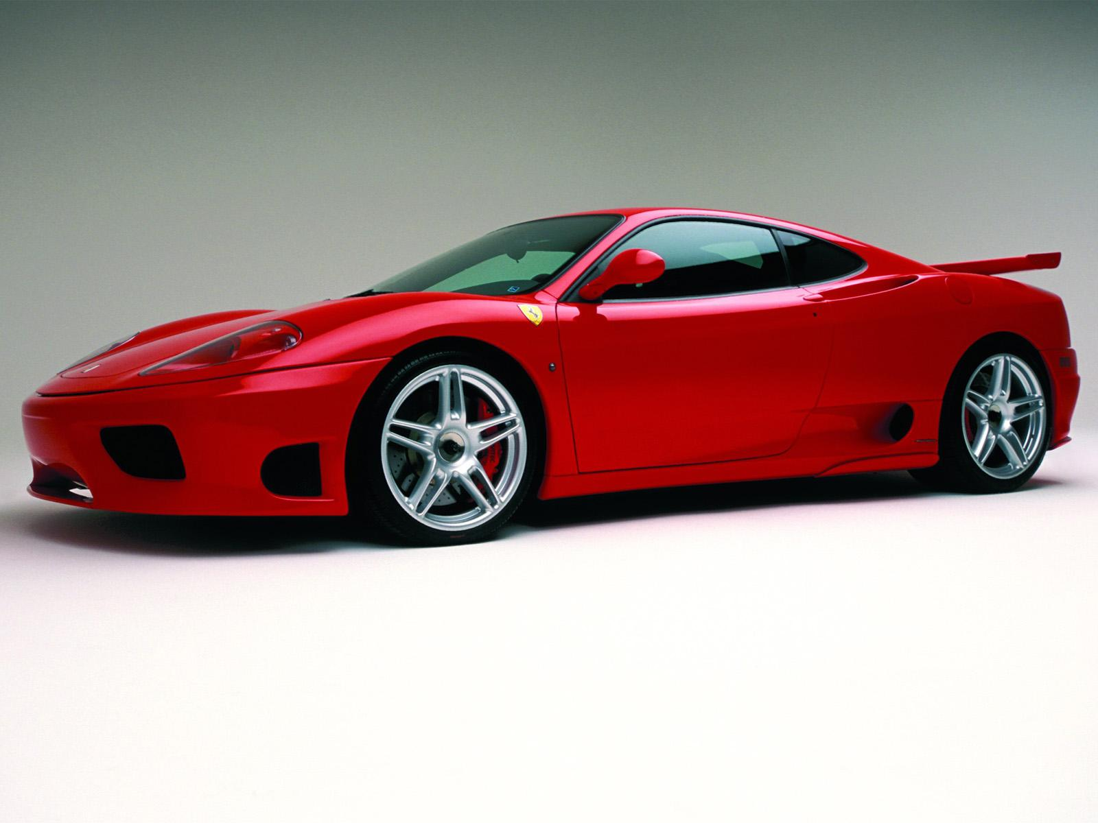 Novitec Rosso Ferrari F360 F1 SuperSport photo 28068
