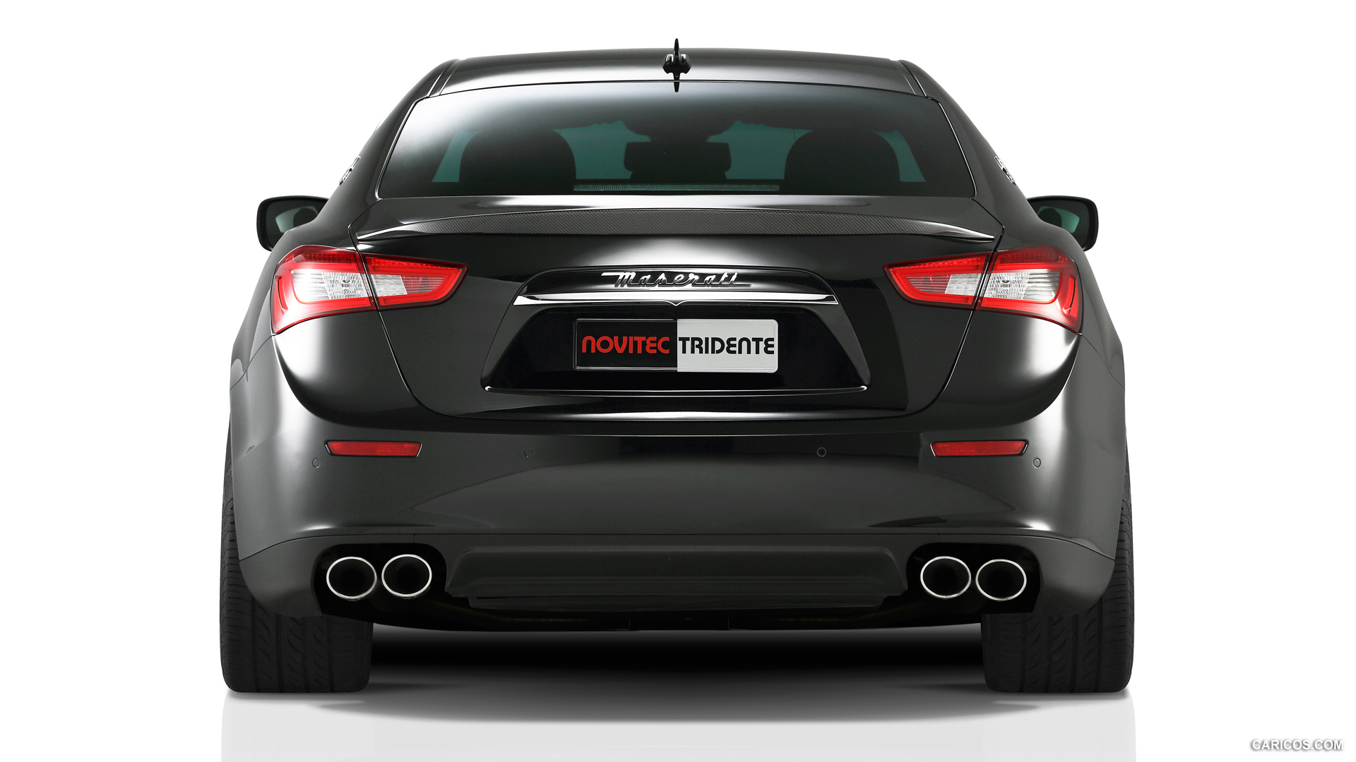 Novitec Tridente Maserati Ghibli photo 132250