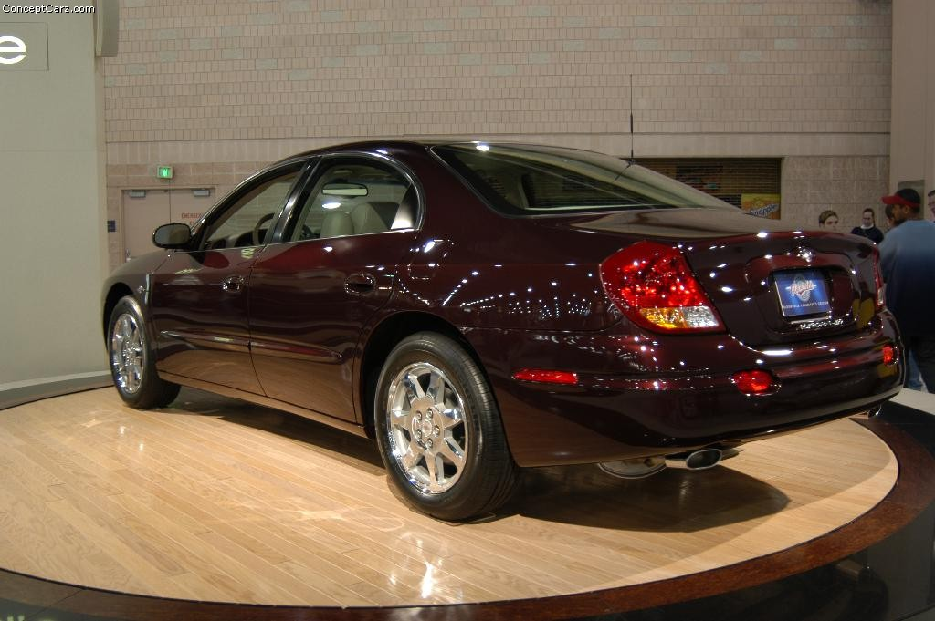 Oldsmobile Aurora photo 24142