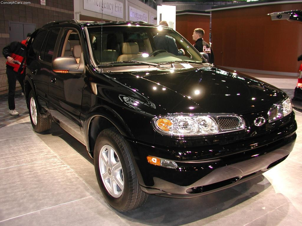 Oldsmobile Bravada photo 24123