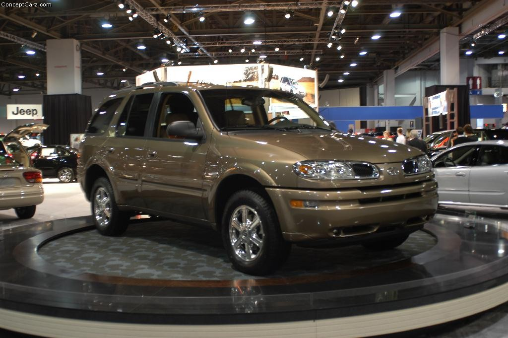 Oldsmobile Bravada photo 24129
