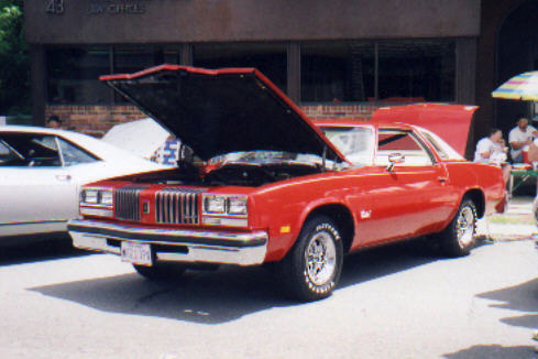 Oldsmobile Cutlass photo 24005