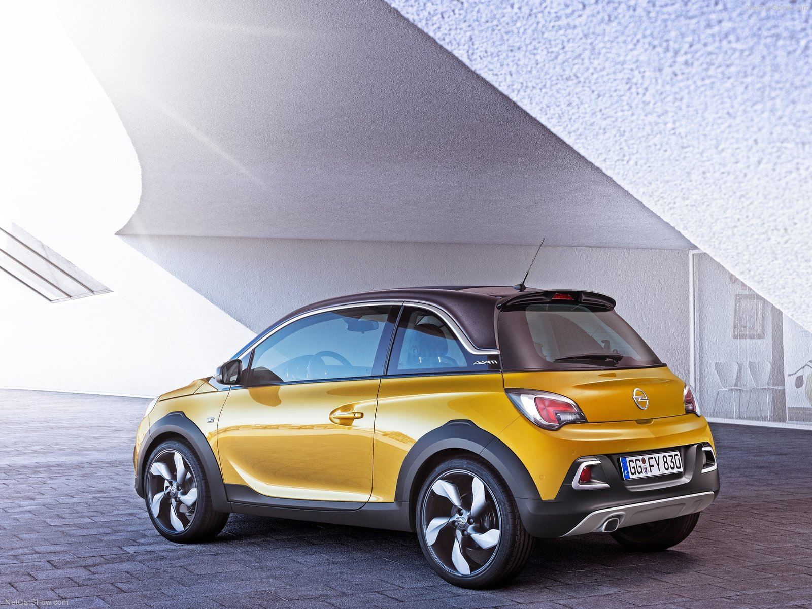 Opel Adam Rocks photo 109054
