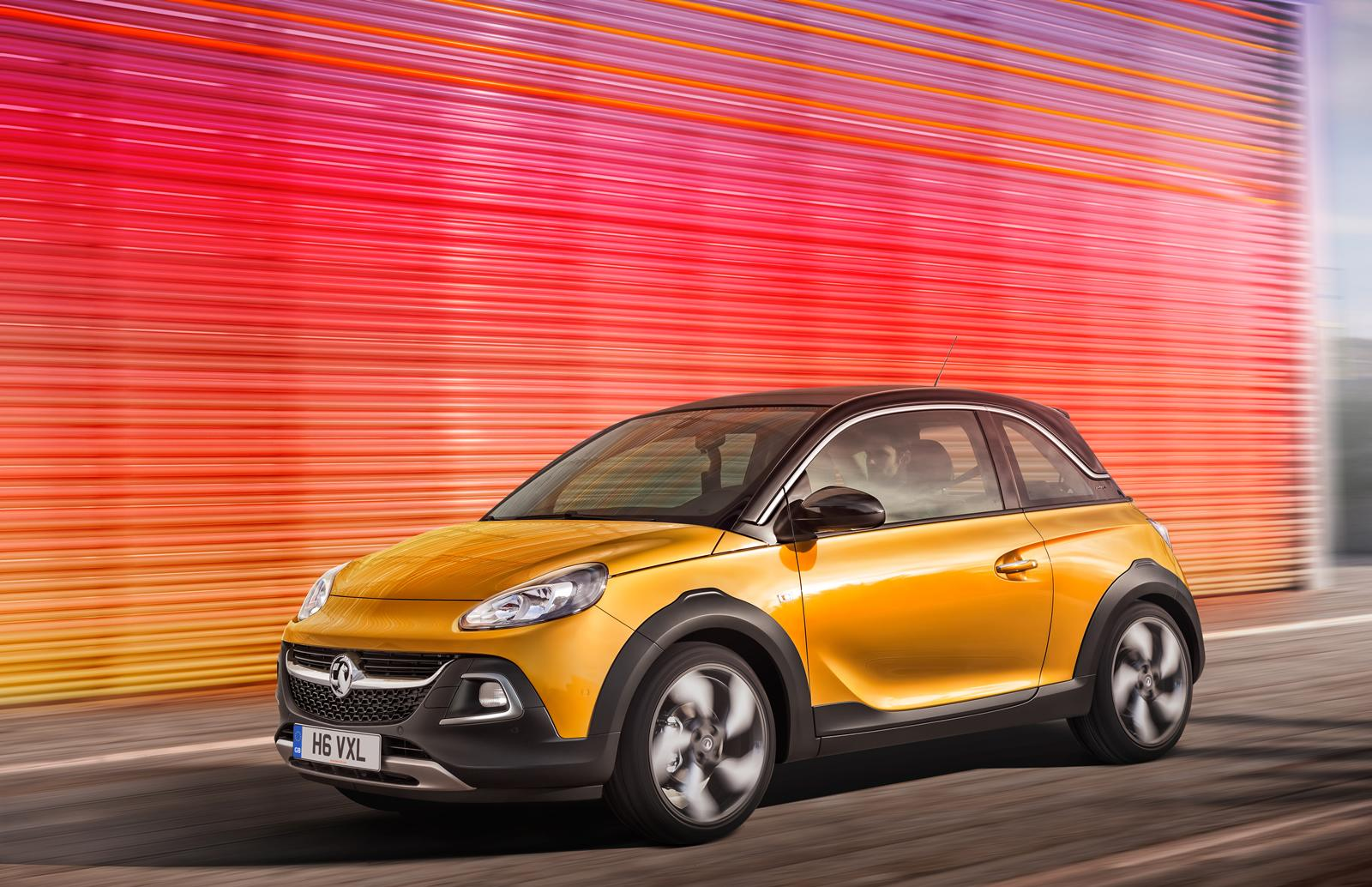 Opel Adam Rocks photo 128075