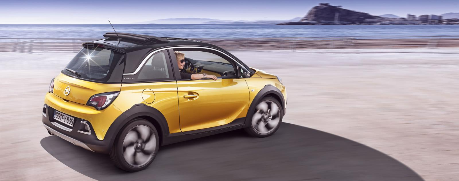 Opel Adam Rocks photo 128116