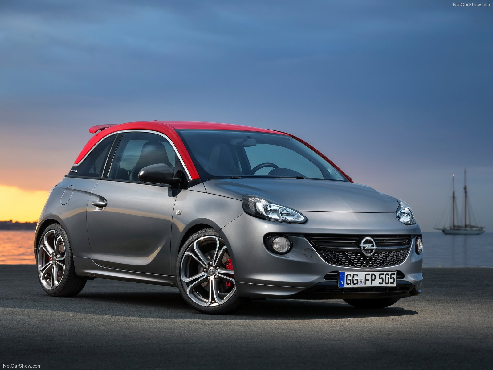 Opel Adam S photo 129139