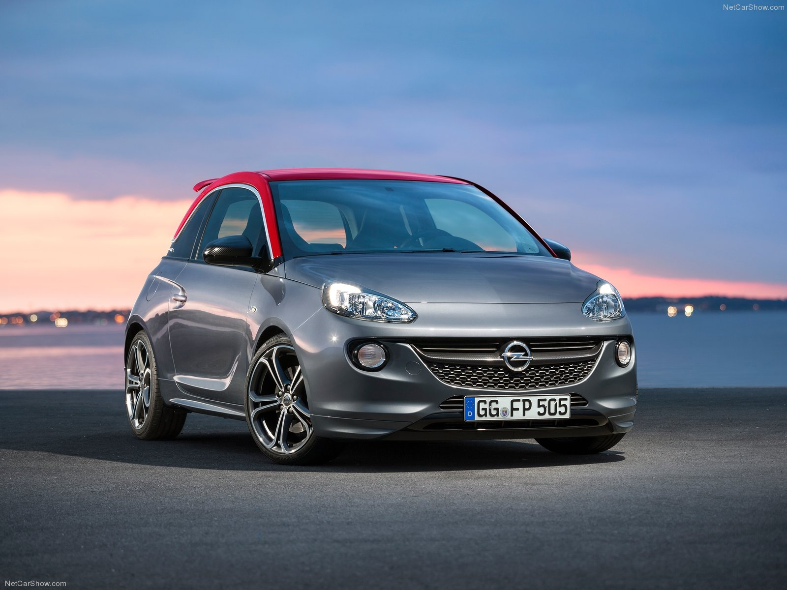 Opel Adam S photo 149938