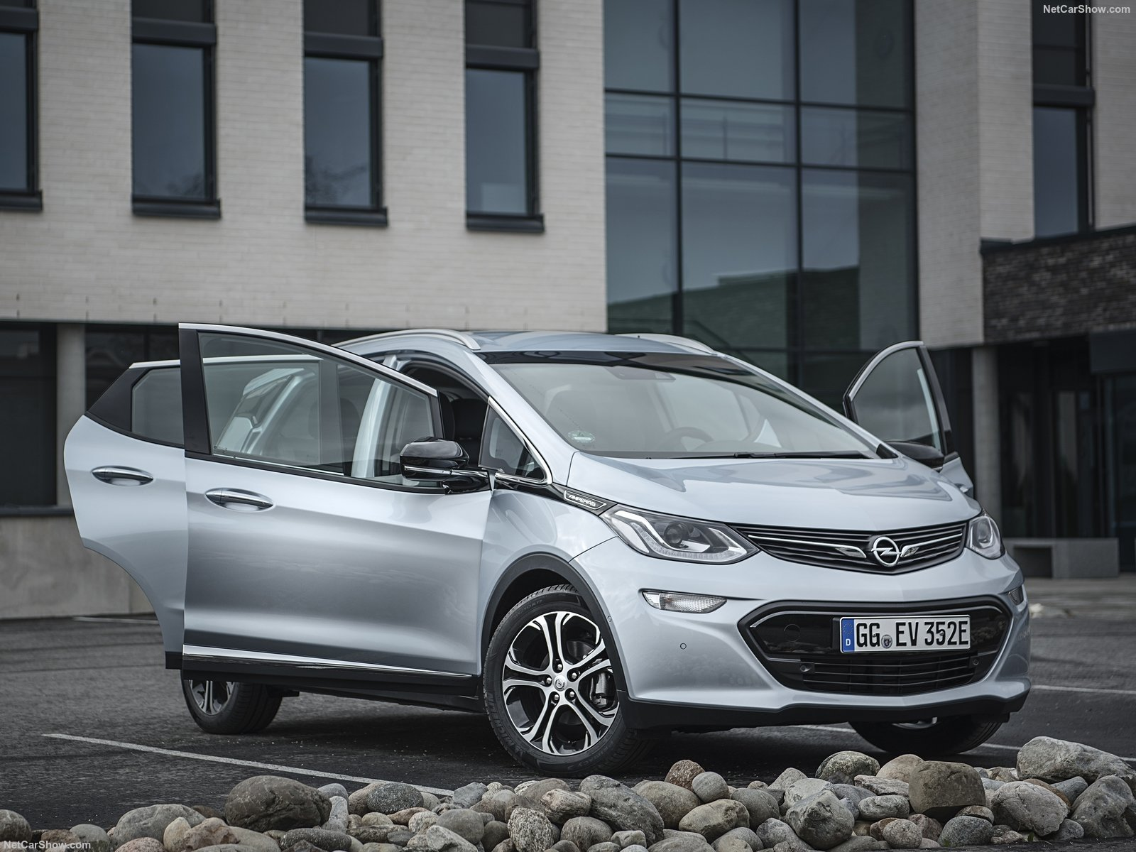 Opel Ampera photo 182186