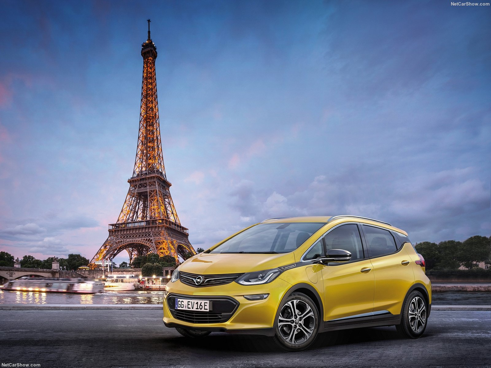 Opel Ampera photo 182196
