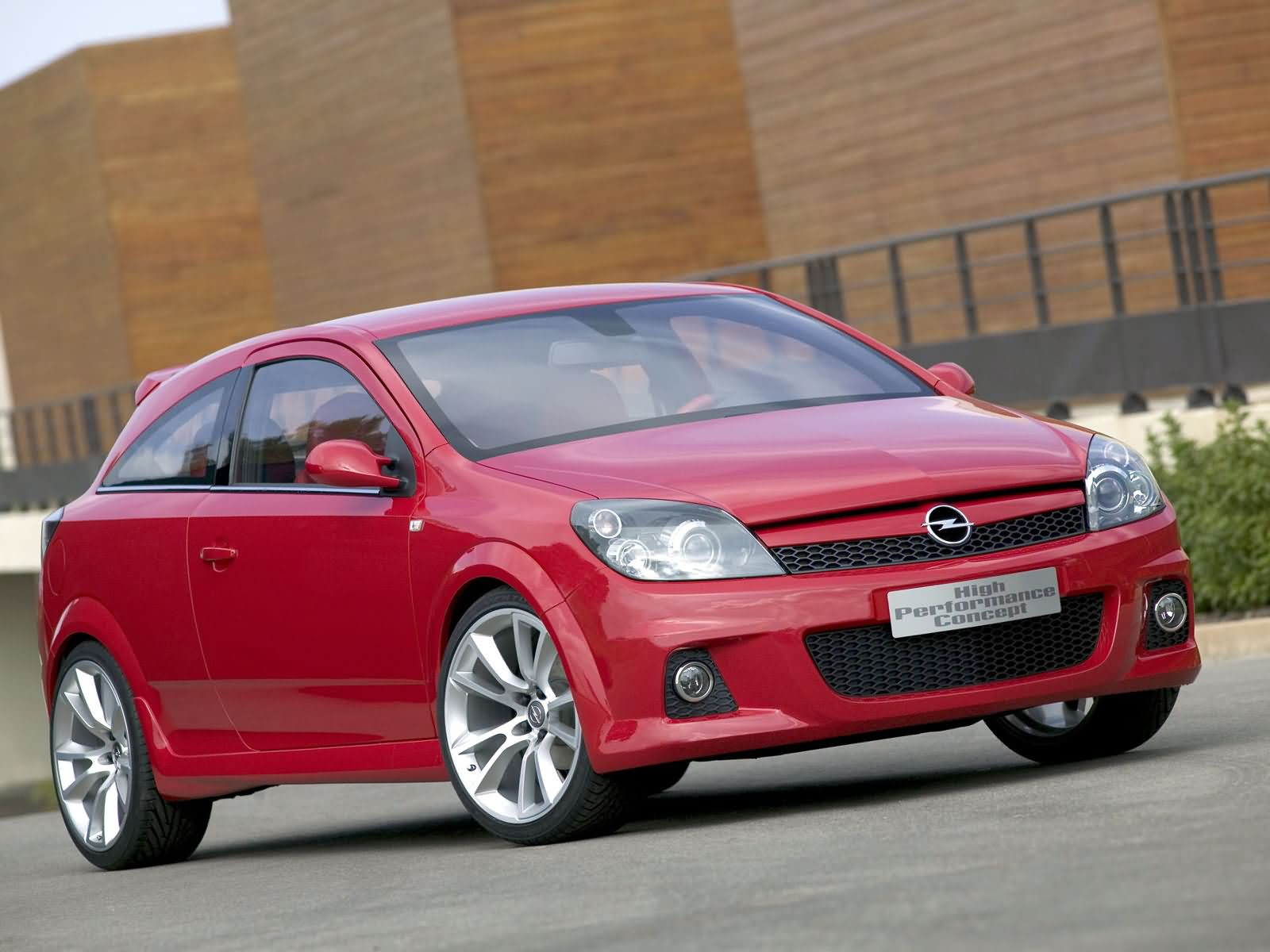 Opel Astra High Performance Concept photo 13564